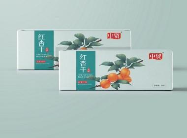 品牌果干 胡麻油 大米包装设计