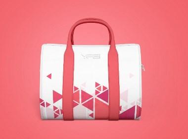 宇飞箱包品牌LOGO升级+VI设计