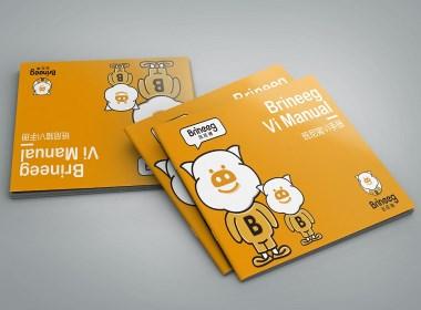 班尼猪品牌LOGO设计+VI形象设计