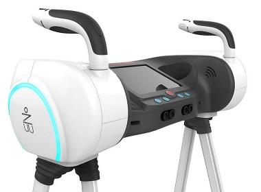 智能搀扶机器人设计