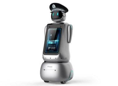 边检机器人设计
