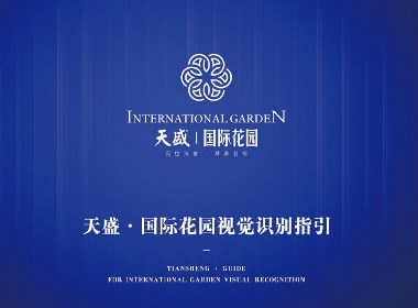 天盛 | 国际花园——VIS设计
