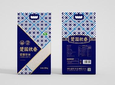 大米包裝設計-四喜包裝設計