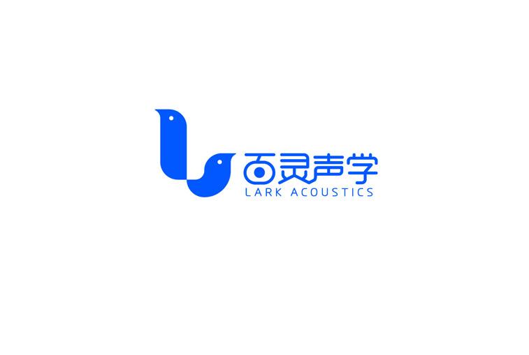 百灵声学科技LOGO/VI设计