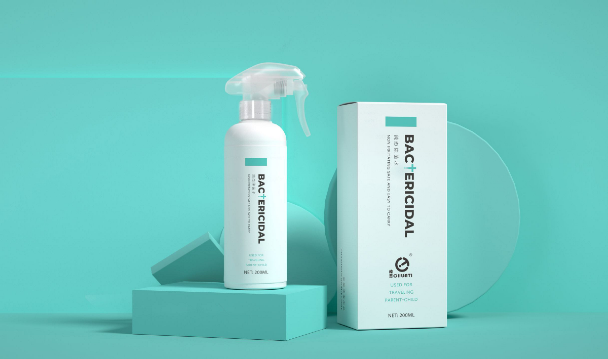 Hellolink|除菌品牌包装设计