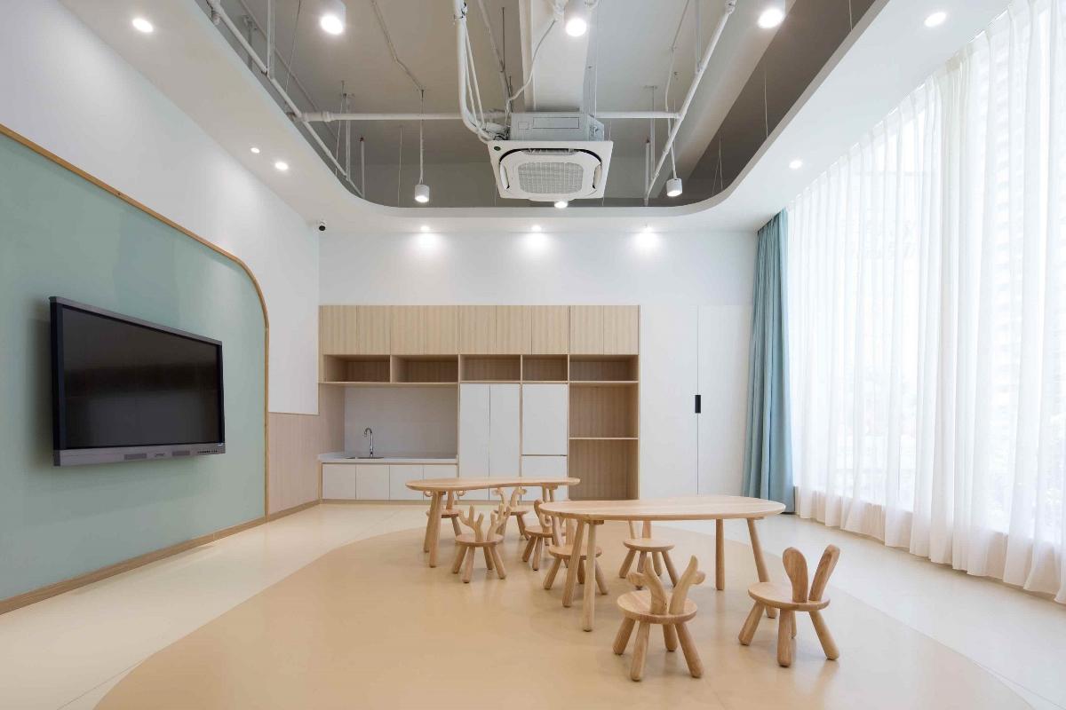 少儿培训机构设计案例丨圣果青少儿成长中心