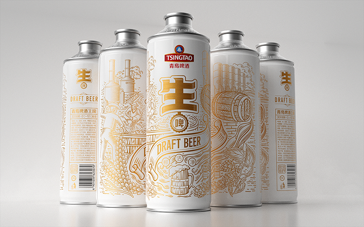 青島啤酒 X 博創 /  匠心之作,生而不凡