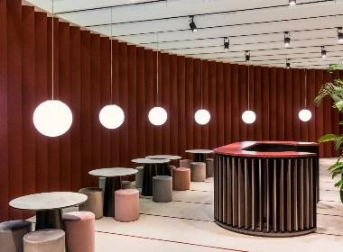KALE 国际高端陶瓷板品牌 展厅设计