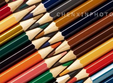 电商静物产品摄影/彩色铅笔