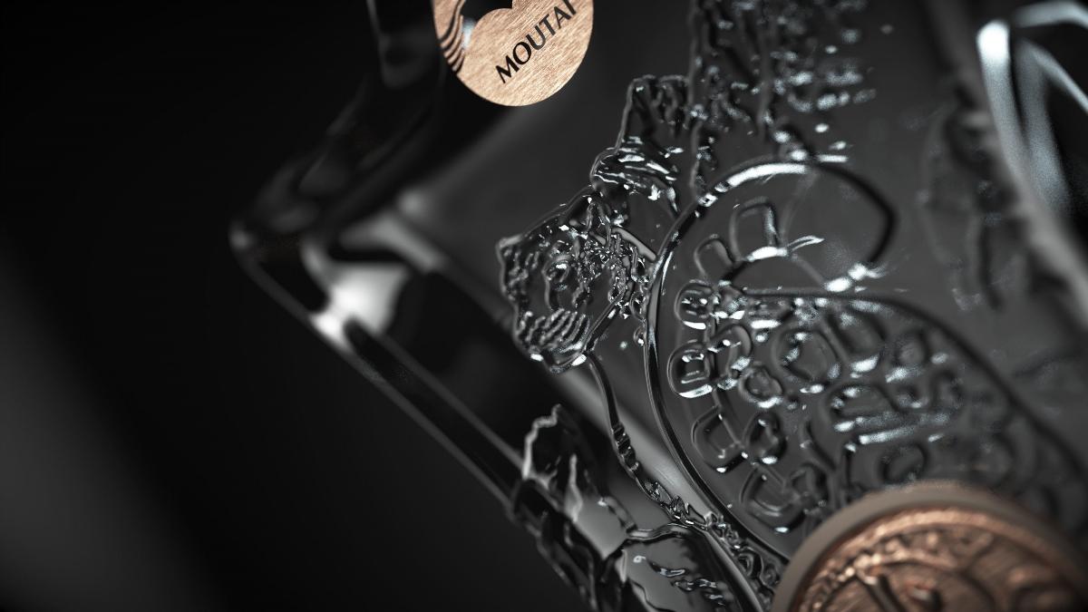 茅台小豹子酒包装设计