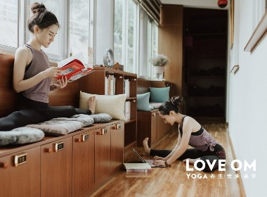 LOVE OM YOGA品牌升级设计