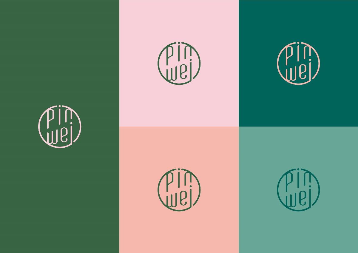 点一案例 / PINWEI 品薇美容连锁品牌设计