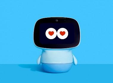 聪聪AI智能陪伴教育机器人