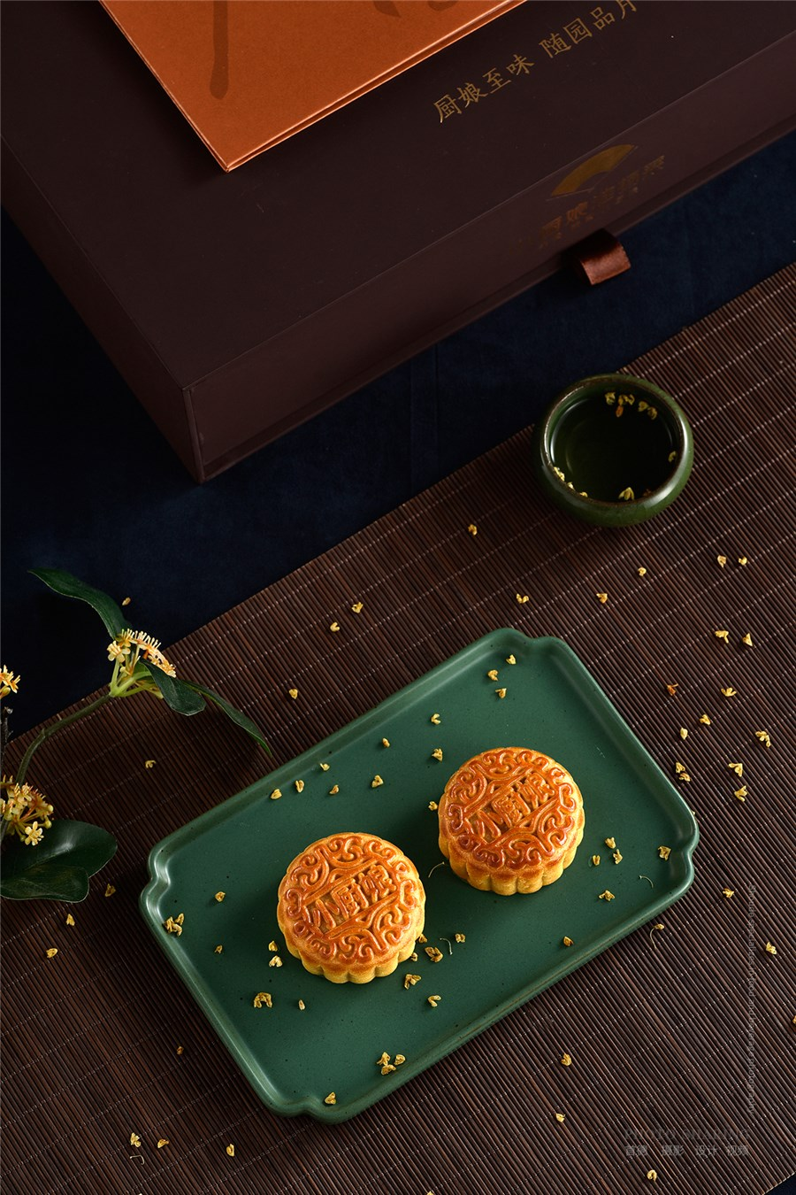月饼拍摄 南京美食摄影