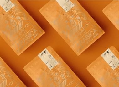 赞诚设计——丨沄享咖啡丨品牌包装设计