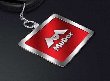 MUDOR品牌标志设计