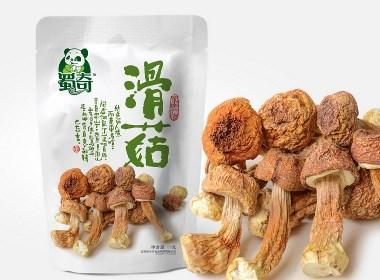 火麒麟作品 丨蘑菇包装设计