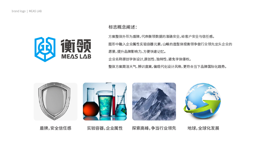 生物科技公司品牌设计