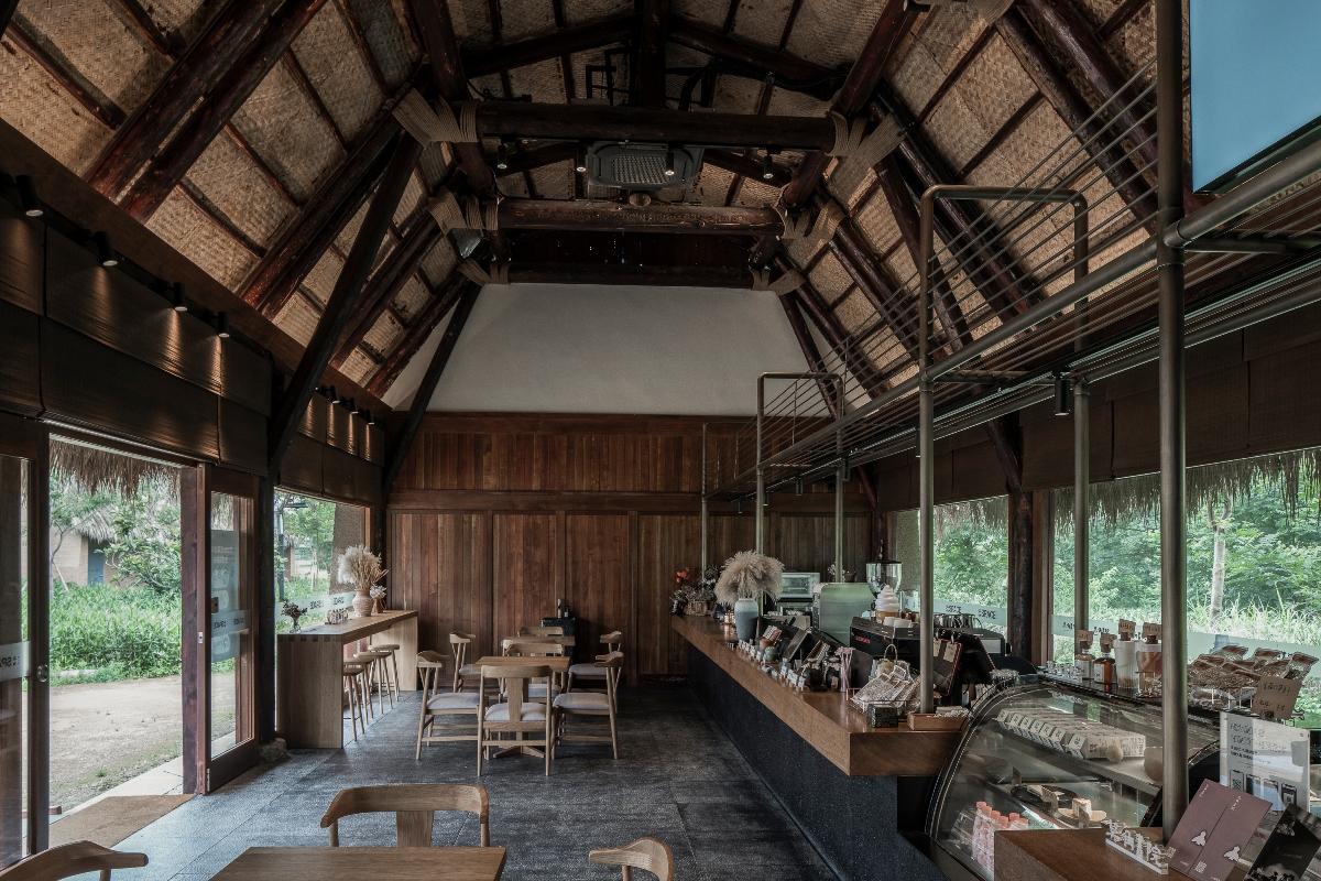 构筑过去与未来的对话 — 莫角书院