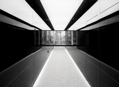 城市生长裂变黑白之歌—华润置地·产品标准化研发展厅