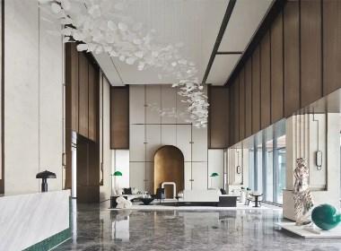 空间与古典元素、人文背景相融合--欧模设计圈