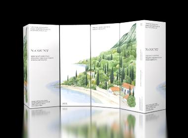 PPI.N-COUNT药品包装设计