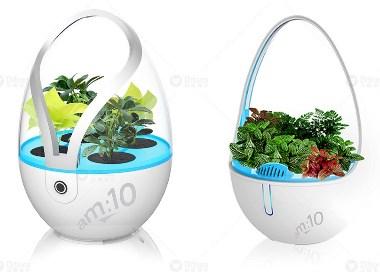 绿植空气净化器设计