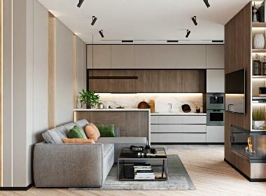 简约设计,家就该这样精致舒适
