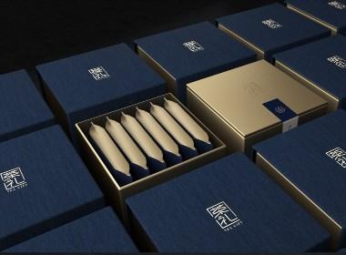 茶礼×Hellolink | 品牌全套包装设计