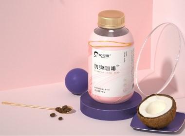 喵能量×Hellolink | 防弹咖啡包装设计