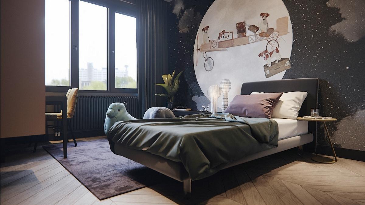 现代高级灰住宅,低调奢华真挺美
