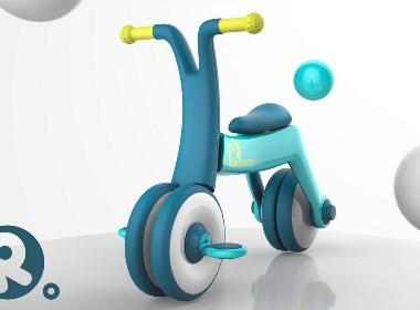 哈士奇设计原创作品 -  变形车