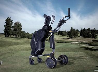 哈士奇设计原创作品 - 高尔夫球车