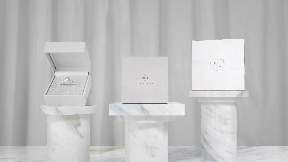 悦颂一生× Hellolink | 轻奢珠宝品牌包装设计