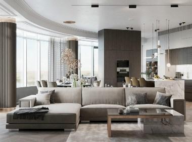 现代精致空间,融入美好设计