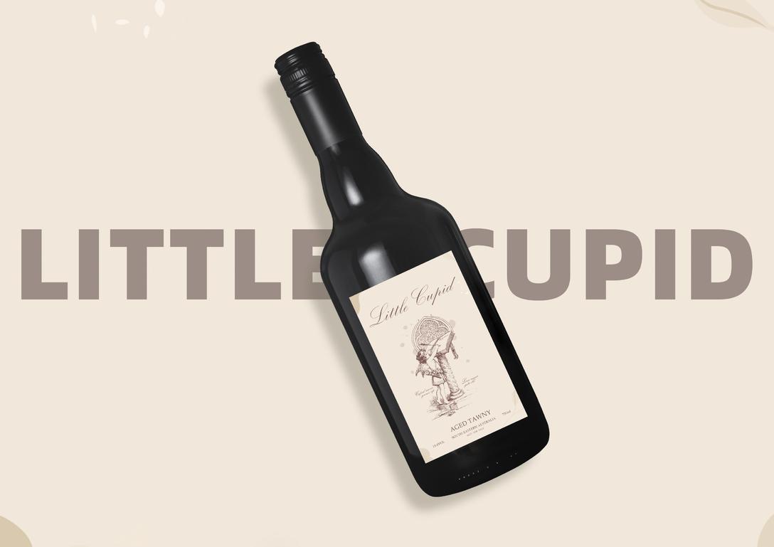 小爱神葡萄酒–LittlecupidxDearcupid品牌包装设计