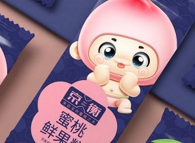 京衡鮮果糕—徐桂亮品牌設計