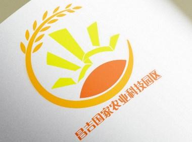 昌吉国家农业科技园区形象标志