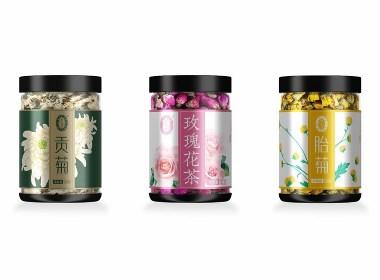 一些罐装标签设计