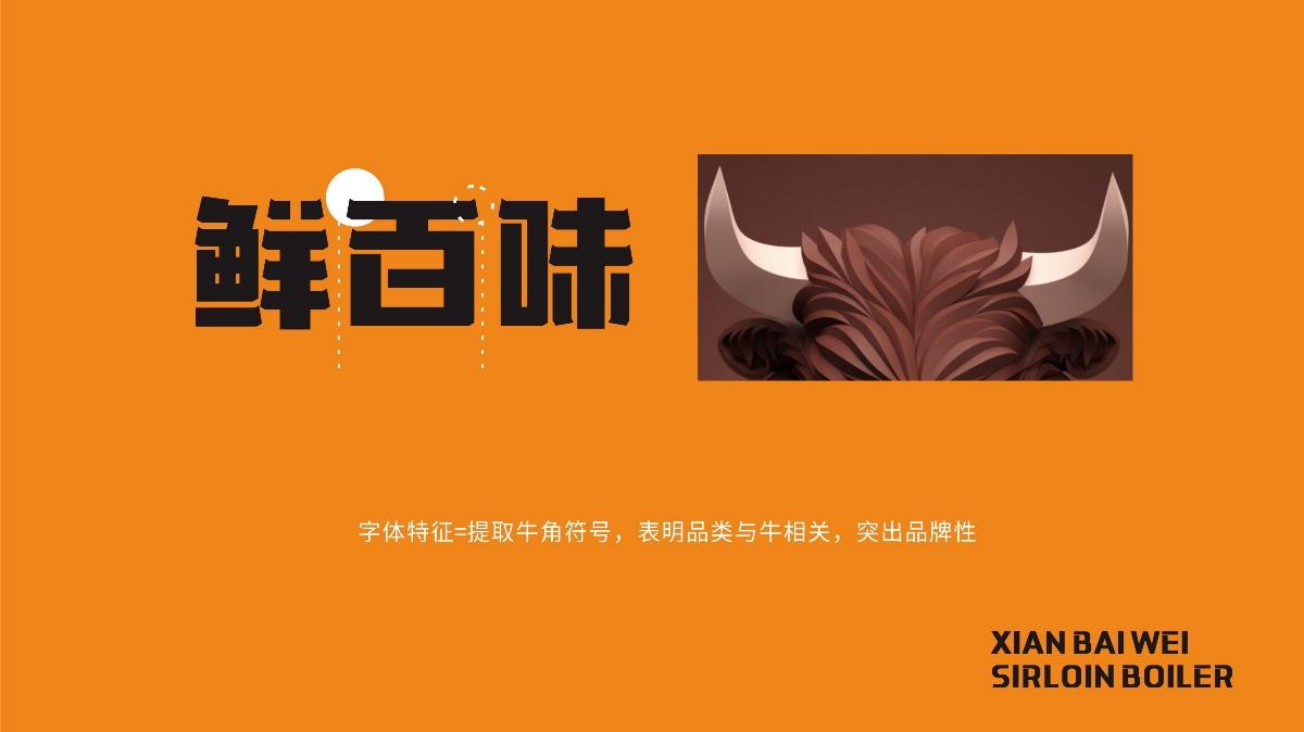餐饮品牌全案设计 | 二指馋牛腩煲