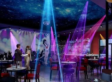 哥本特设计 |舞动酒吧