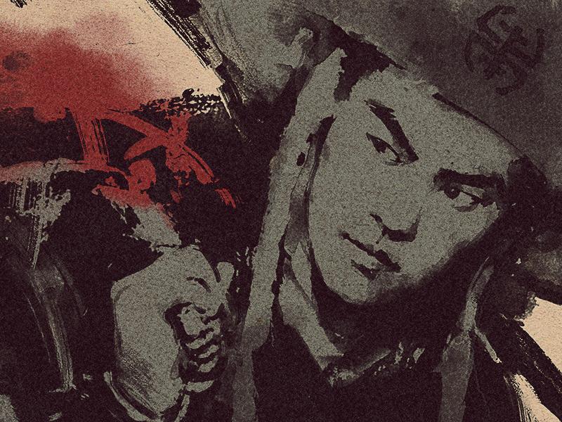 电影《武松》海报