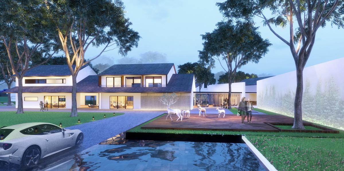 苏州上官山规划设计——AD国际岸狄建筑