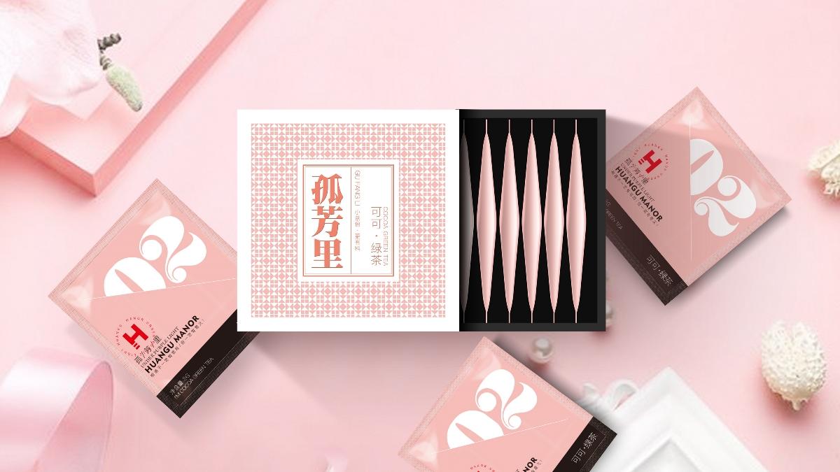 悟岳山 - 花果茶系列包装设计