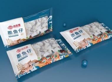 OCEAN BANQUET|海底宴火锅食材包装设计-瑞智博诚品牌策划设计