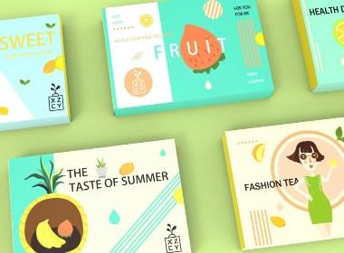 XZCY | 茶品牌设计【原创】