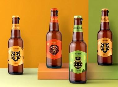 HEIBOPI° | 定制化啤酒包装设计【原创】