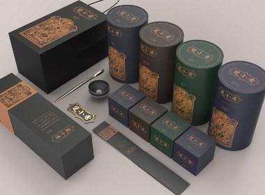 楚小香 | 茶叶包装设计【原创】