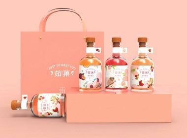 茹菓 | 微泡果酒包装设计【原创】