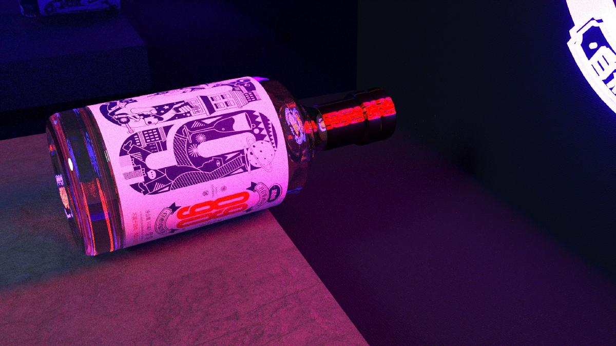 0990白酒風味飲料/無醇白酒